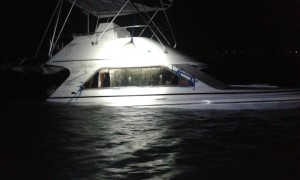 Yacht Salvage in Panama